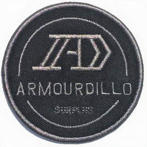 ARMORDILLO CIRCULAR PATCH