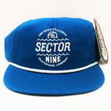 SECTOR 9 CAPTAINS HAT