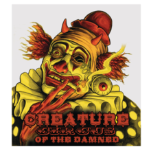 CREATURE CIRCUS DAMNED