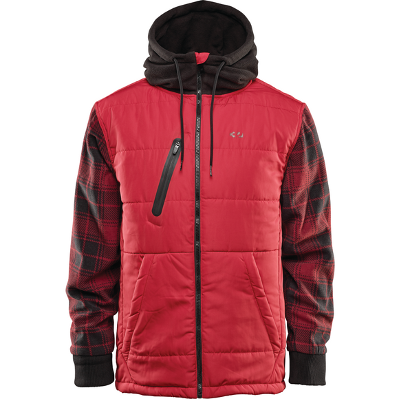 32 ARROWHEAD JACKET RED