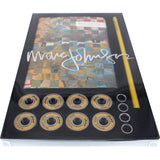 ANDALE JOHNSON NOTE PAD BEARING SET