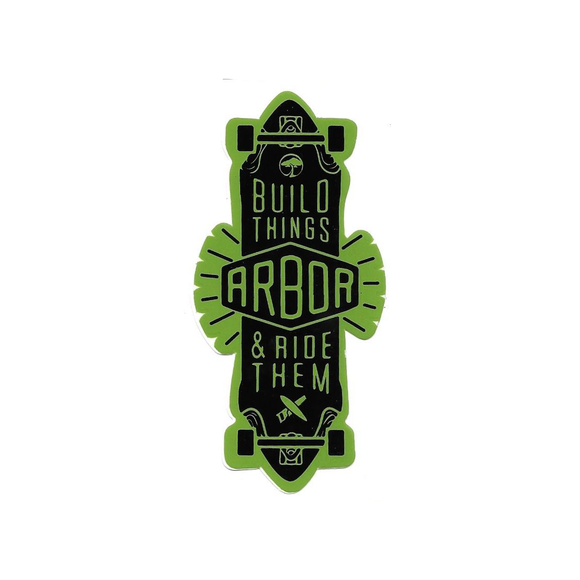 ARBOR BUILD THINGS BOARD