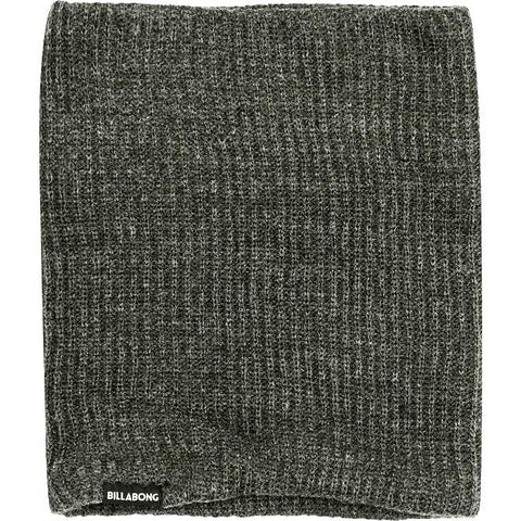 BILLABONG ALL DAY NECKWARMER BLACK HEATHER