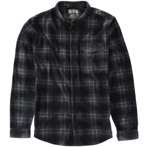 BILLABONG FURNACE FLANNEL BLACK