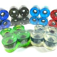 BLANK CRUISER WHEELS 60MM