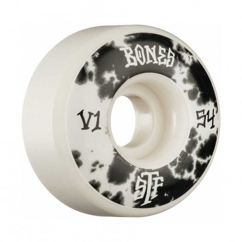 BONES STF 54MM DEEP DYE
