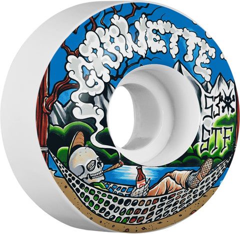 BONES WHEELS STF 53MM GRAVETTE OUTDOORSMAN