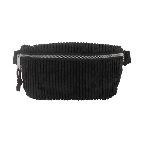 BUMBAG MIDNIGHT POUCH BLACK HIP PACK