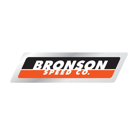 BRONSON LOGO STICKER