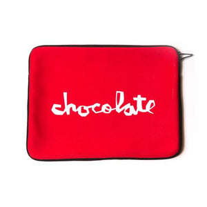 CHOCOLATE CHOC CHUNK LAPTOP SLEEVE