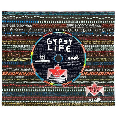 CLICHE GYPSY LIFE BOOK/DVD