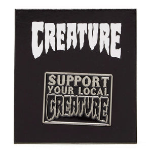 CREATURE SUPPORT PIN
