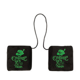 CREATURE CAR CLUB HANGING DICE SET