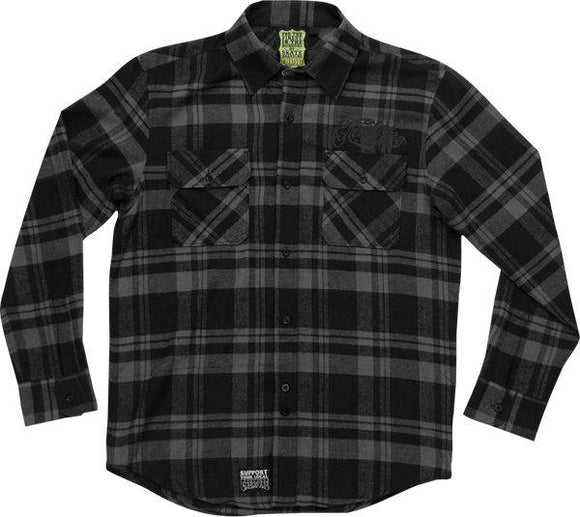 CREATURE LUNDEGAARD FLANNEL S