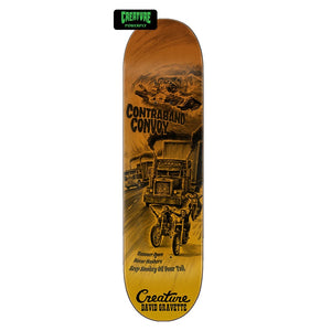 CREATURE GRAVETTE ROADSIDE TERROR POWERPLY 8.3""