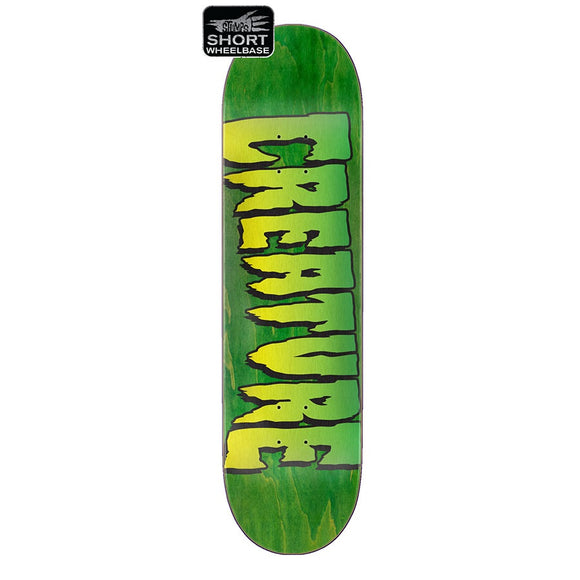 CREATURE LOGO STUMPS 8.5