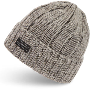 DAKINE GUNNAR BEANIE HEATHERED CHARCOAL
