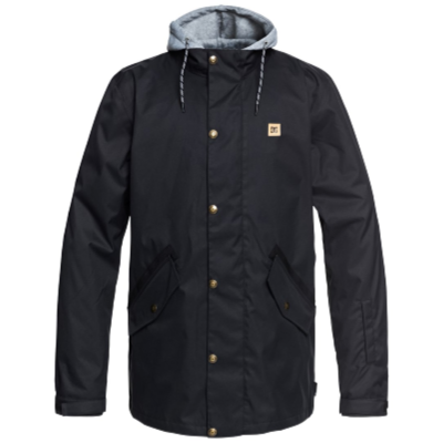 DC UNION JACKET BLACK