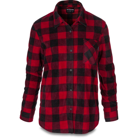 DAKINE DEVON FLANNEL CHILI PEPPER