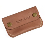 DOOM SAYERS CORP GUY SLIM LEATHER WALLET