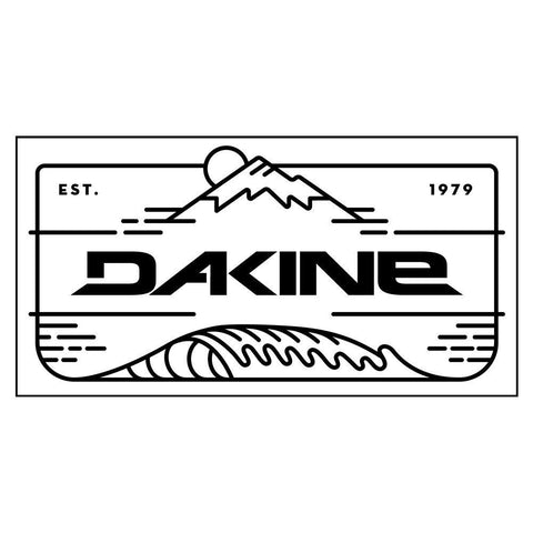 DAKINE PEAK TO PEAK STICKER