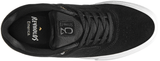 EMERICA REYNOLDS G6 BLACK/WHITE/GOLD TOP