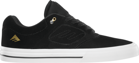 EMERICA REYNOLDS G6 BLACK/WHITE/GOLD