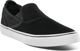 EMERICA WINO G6 SLIP-ON BLACK/WHITE/GOLD SIDE
