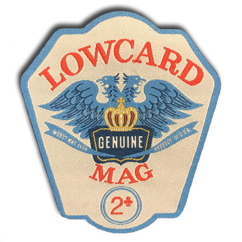 LOWCARD GENUINE PATCH