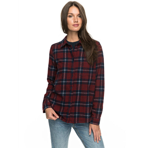 ROXY HEAVY FEELINGS LONG SLEEVE SHIRT