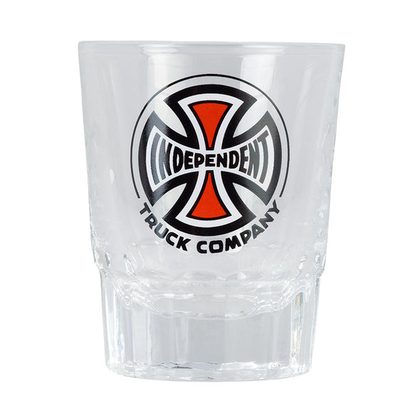 INDEPENDENT 3 OZ SHOT GLASS