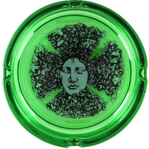 INDEPENDENT FIGGY MEDUSA ASHTRAY