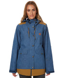DC WOMEN'S RIJI SNOW JACKET DENIM