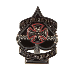 INDEPENDENT ANTE PIN
