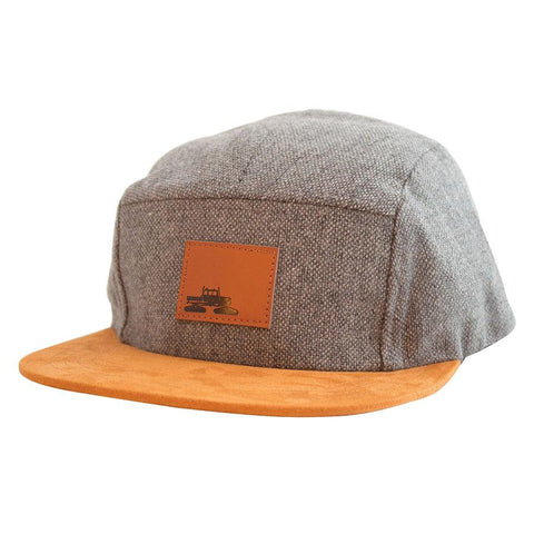 SPACECRAFT LONDON 5 PANEL CHARCOAL