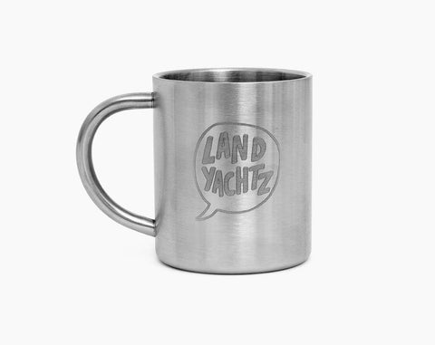 LANDYACHTZ STAINLESS STEEL COFFEE CUP