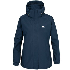 TRESPASS MINETTE FEMALE JACKET BLACK IRIS