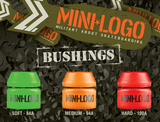 MINI LOGO BUSHINGS