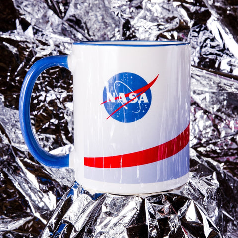 NASA SHUTTLE FLIGHT MUG