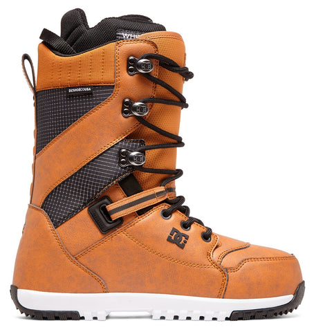 DC MUTINY LACE-UP SNOWBOARD BOOTS WHEAT