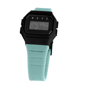 NEFF FLAVA WATCH MINT/ BLACK