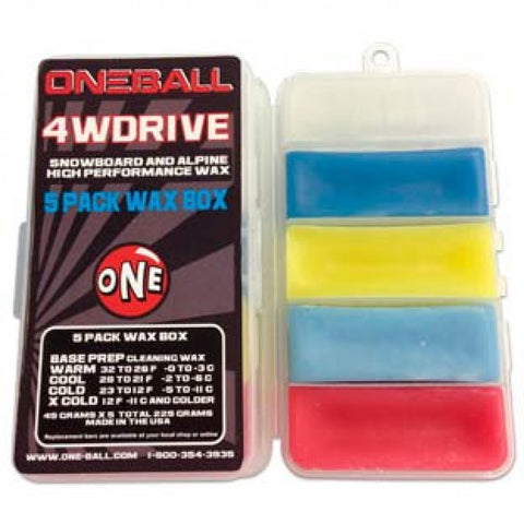 One Ball Jay 4WD 5 PACK