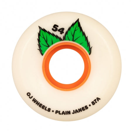 OJ KEYFRAME 54MM 87A PLAIN JANE