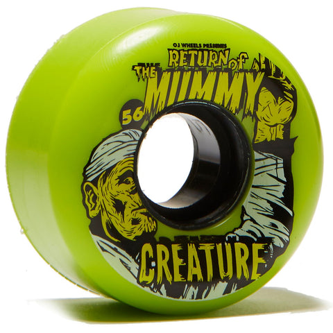 OJ KEYFRAME CREATURE MUMMY 56MM 87A
