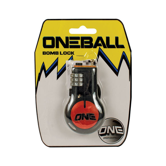 ONE BALL JAY BOMB LOCK
