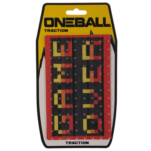 ONE BALL JAY TRACTION GAME OVER