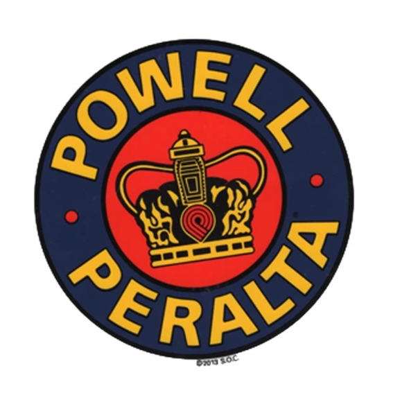 POWELL PERALTA SUPREME STICKER