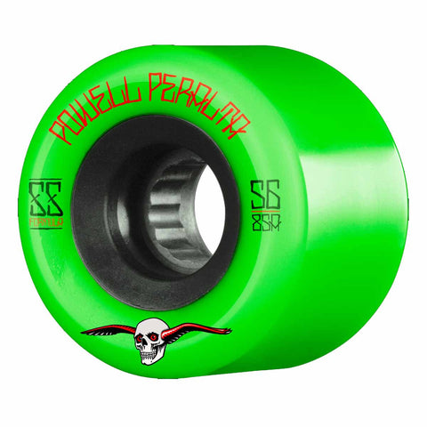 POWELL 56MM 85A G-SLIDES GREEN