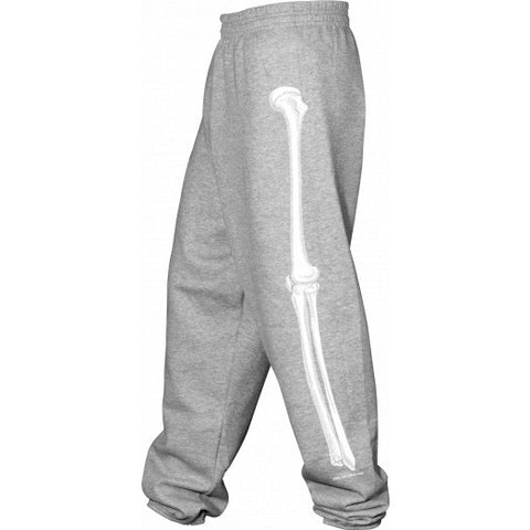 POWELL PERALTA LEG BONES SWEATPANTS GREY