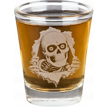 POWELL RIPPER SHOT GLASS